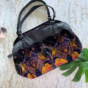 Lucky Brand Boho Gypsy Velvet Bag